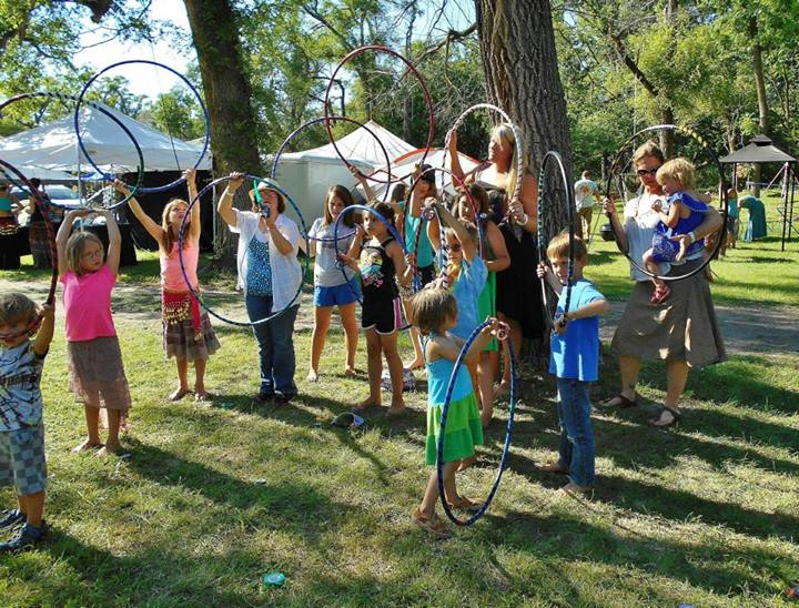 Kids Build-A-Hoop Workshop