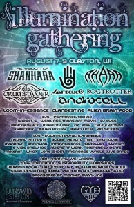 Illumination Gathering Poster