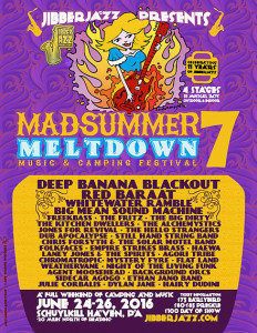 MadSummer Meltdown 7, June 24-26