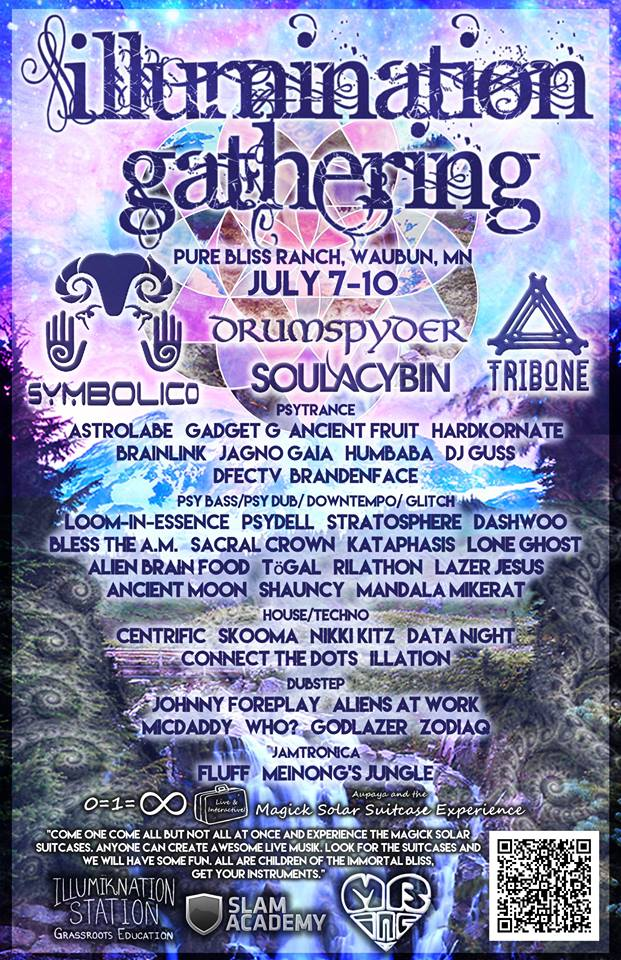 illumination gathering _full poster_2016