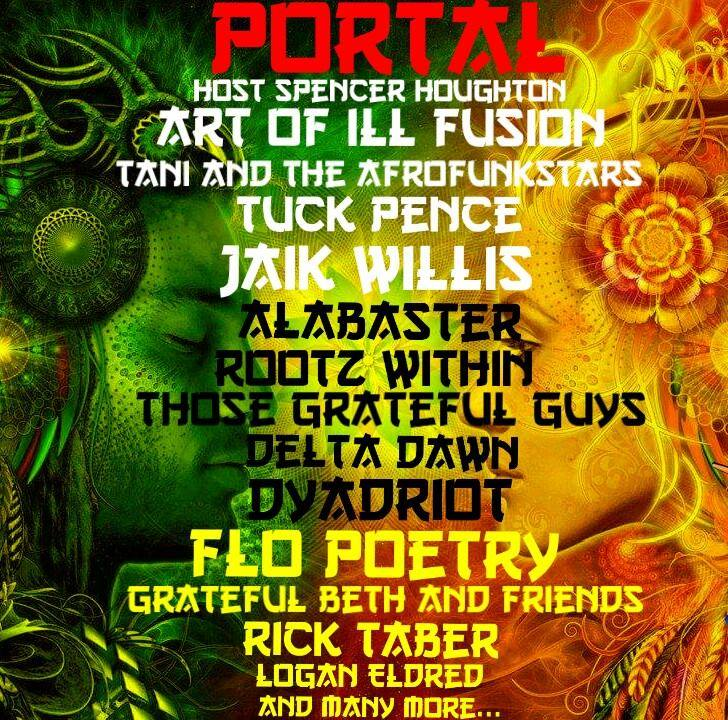 Portal Fest: July 14-17 @ Bad Kitty Junction in Hillsboro WI
