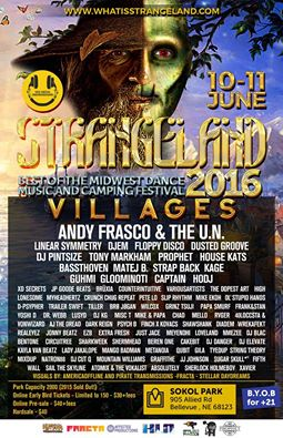 Strangeland Festival: Villages 2016