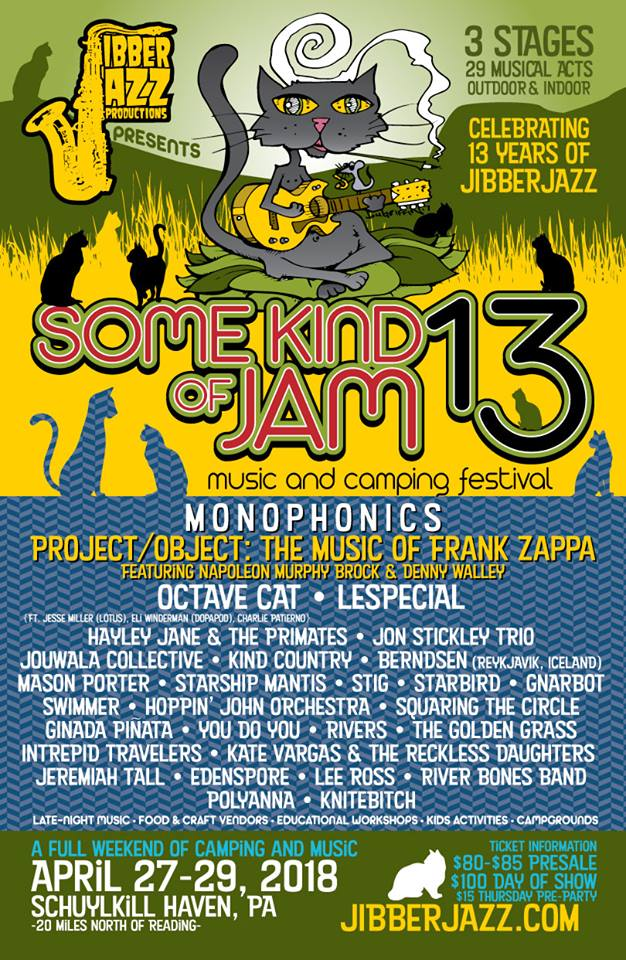 Some Kind of Jam 2018