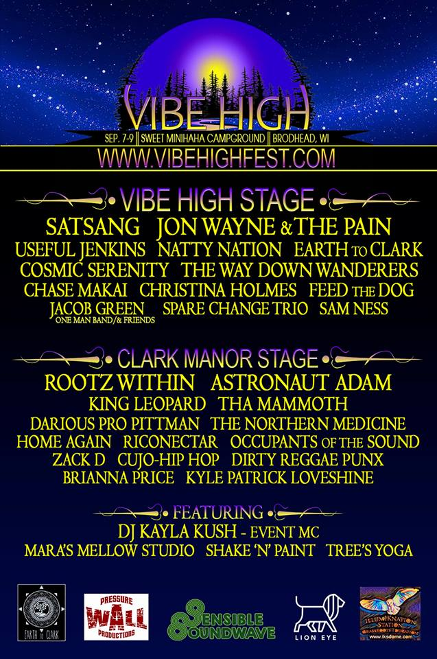 Vibe High Fest 2018