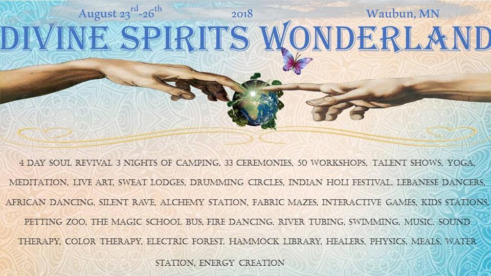 Event Poster_Divine Spirits Wonderland 2018